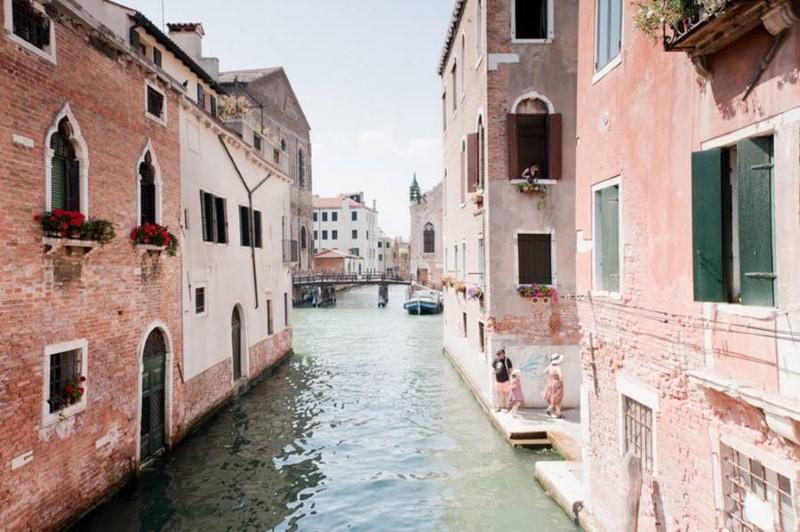 الحياة في مدينة البندقية