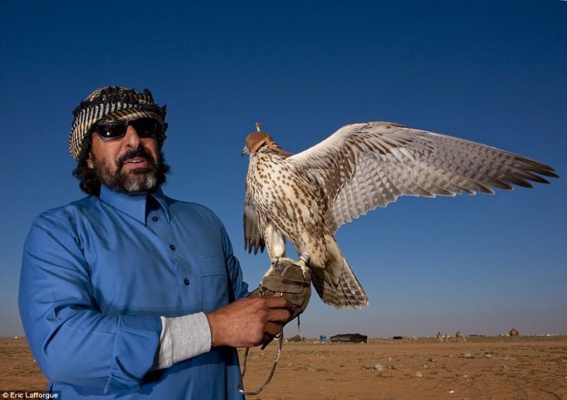 السعودية بعدسة المصور الفرنسي إيريك لافورج