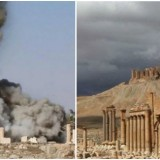 Historical Sites Destroyed By War
