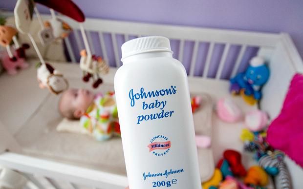 بودرة جونسون للأطفال