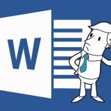 استخدام مايكروسوفت وورد