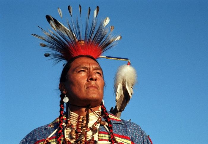 سكان أمريكا الأصليين