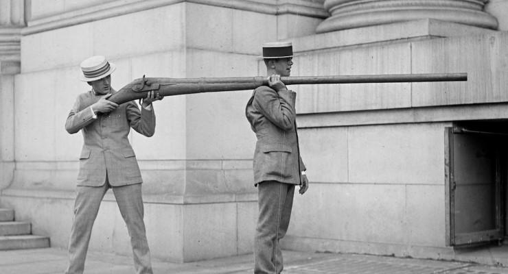 أغرب بندقية صيد في التاريخ