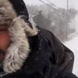 Snow trip in Japan
