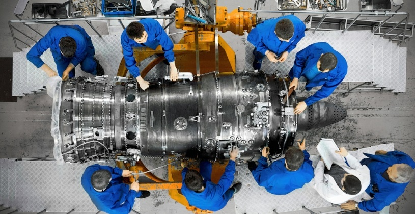 produce aircraft engines