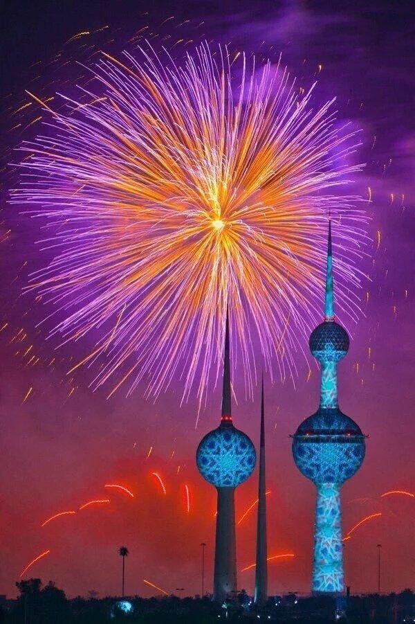 احتفالات الكويت