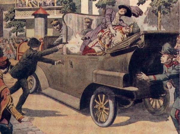 اغتيال فرانز فرديناند