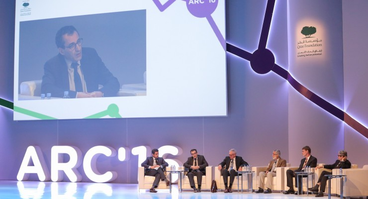 مؤتمر مؤسسة قطر يناقش الاستثمار في بحوث الطب الحيوي