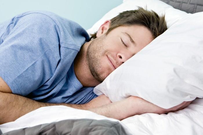 النوم براحة
