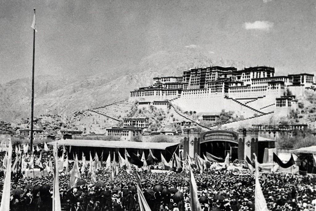 انتفاضة التبت