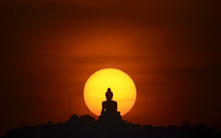 تمثال بوذا