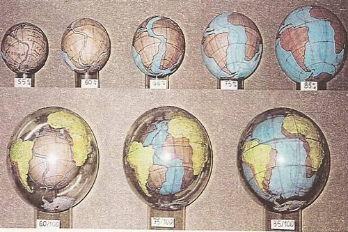 توسع الأرض