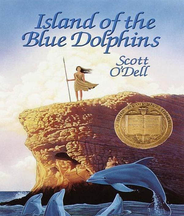 جزيرة الدلافين الزرقاء