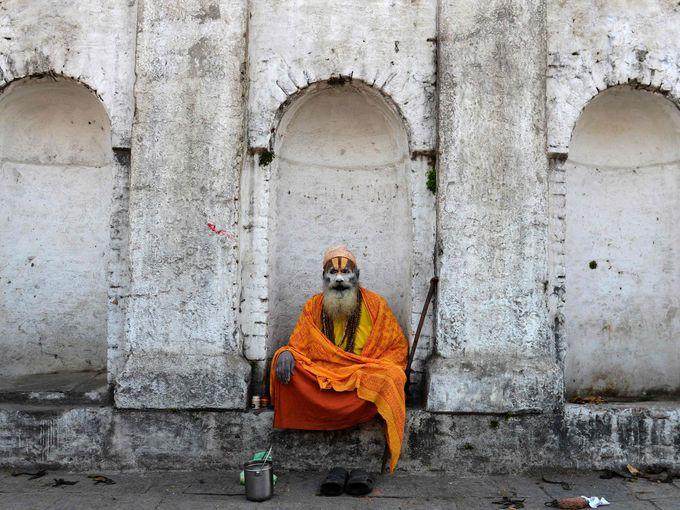 رجل هندوسي