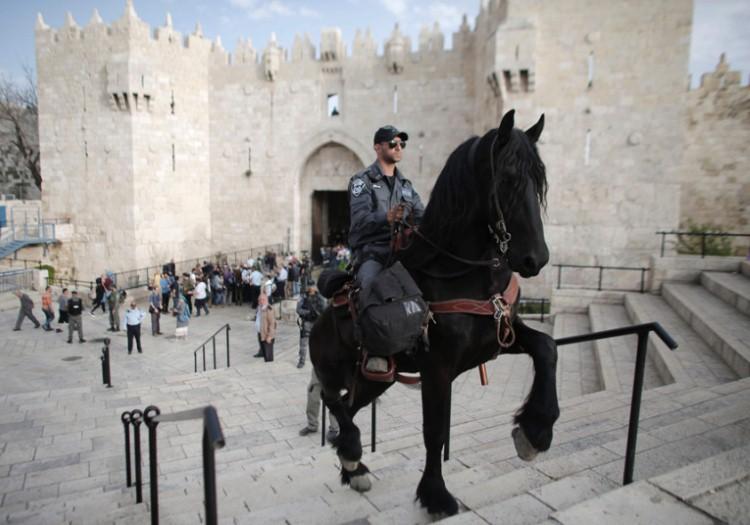 شرطي صهيوني
