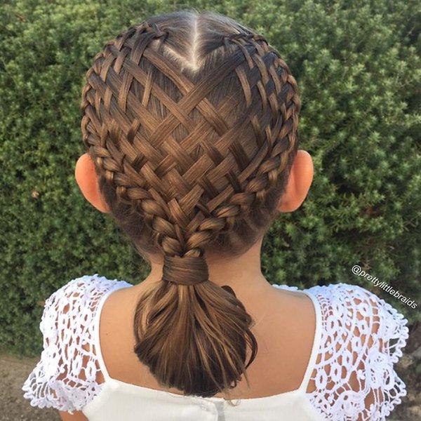 ظفائر شعر