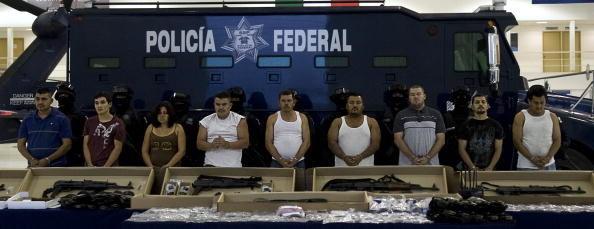 عصابات المخدرات