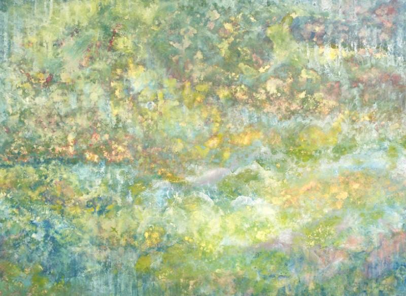 لوحات آيرس الفنية