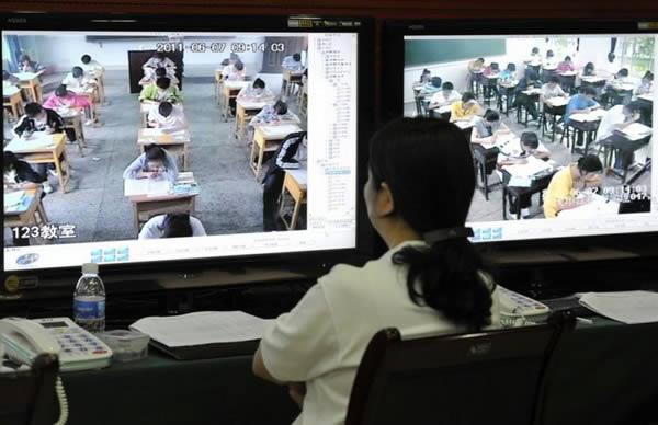 مراقبة الطلاب