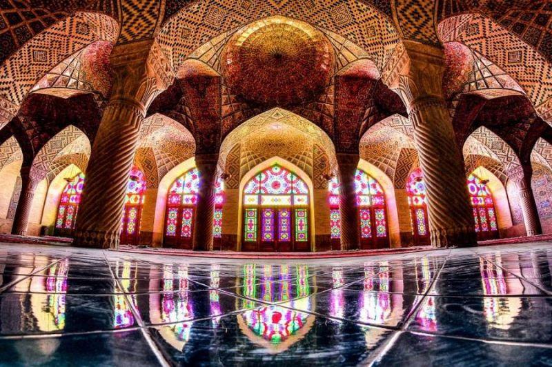 مسجد الشيخ لطف الله