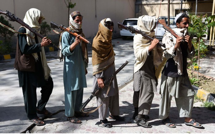 مقاتلي طالبان