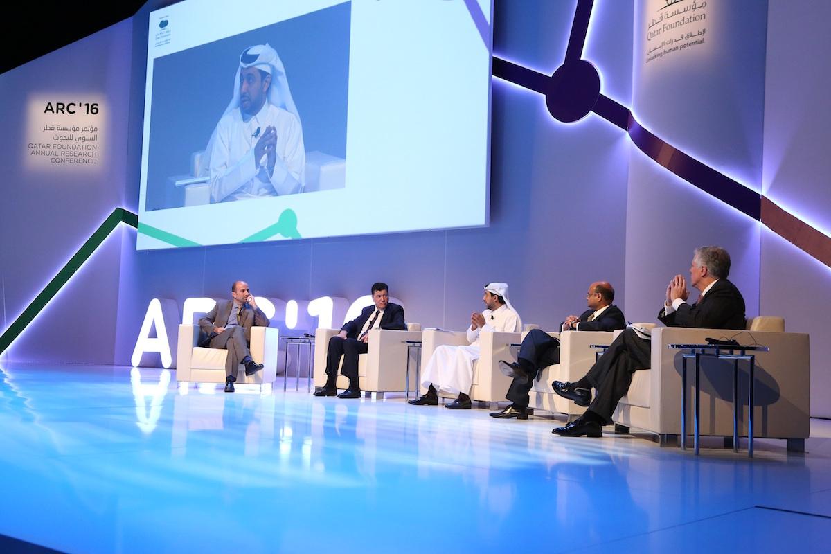مؤتمر مؤسسة قطر