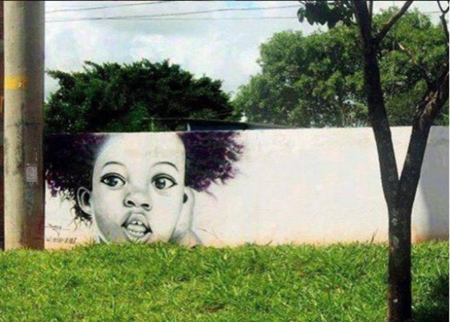 جداريات من فن الشارع