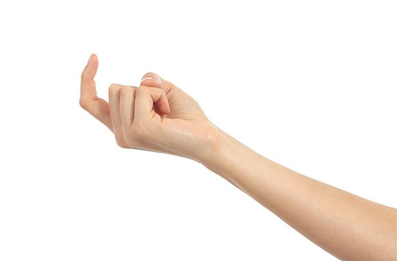 حركات اليدين