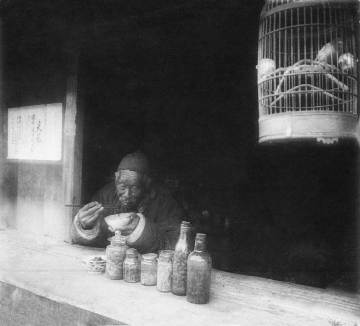 صور قديمة في شنغاهاي