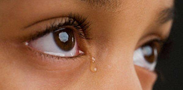 ليش دموعك مالحة