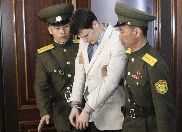 سجن أمريكي بكوريا الشمالية