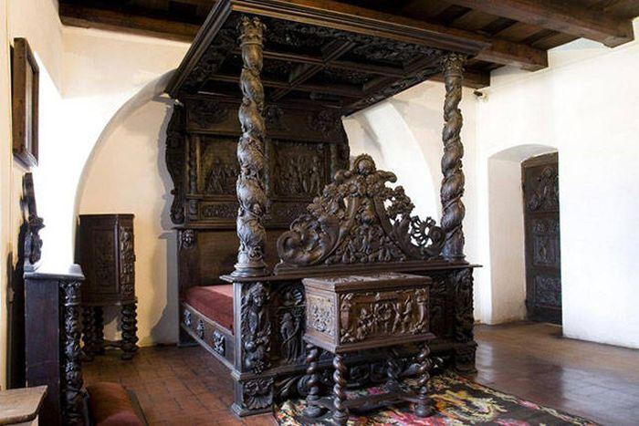 قصر دراكولا المرعب