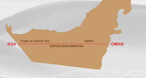 مغامر إيطالي يعبر صحراء السعودية