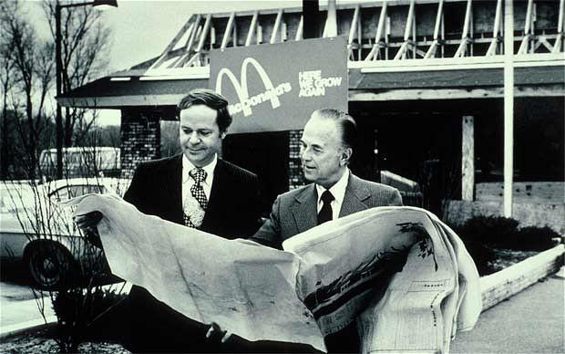 قصة ماكدونالدز