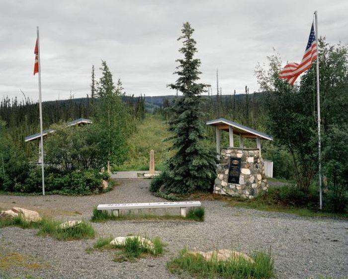 حدود أمريكا وكندا