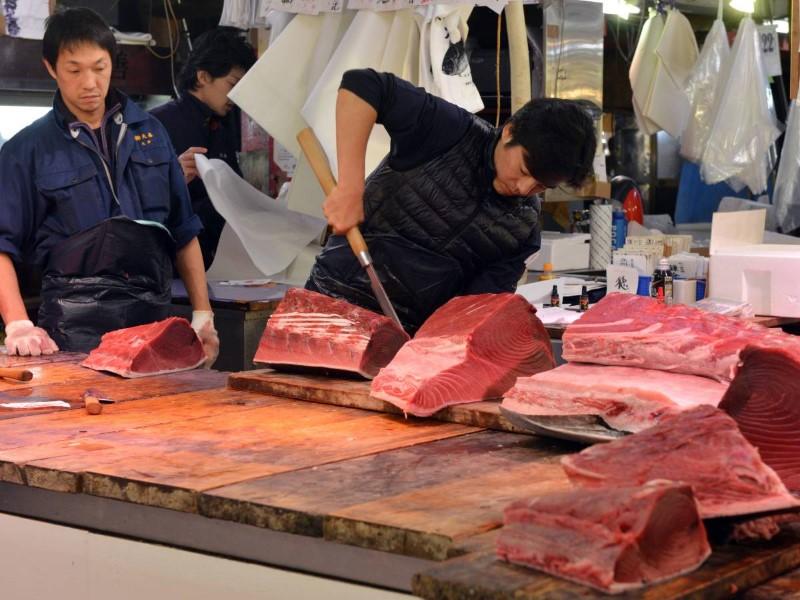 أكبر سوق سمك