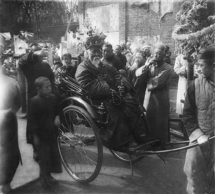 صور قديمة من الصين