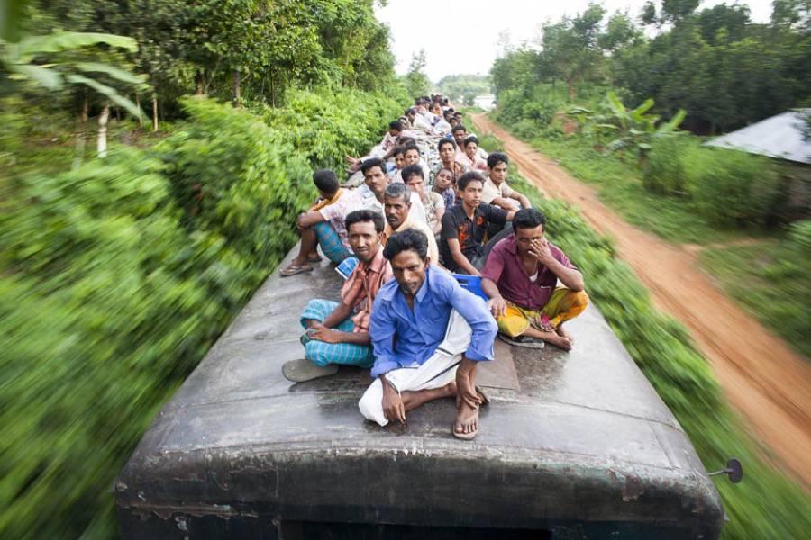 قطارات بنجلاديش