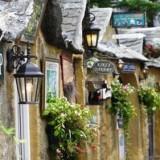 Bizarre Japanese Village