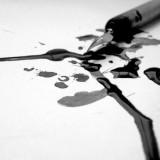 القاضي يكسر قلمه