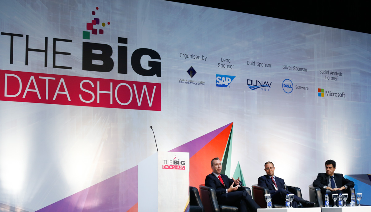The Big Data Show 2015