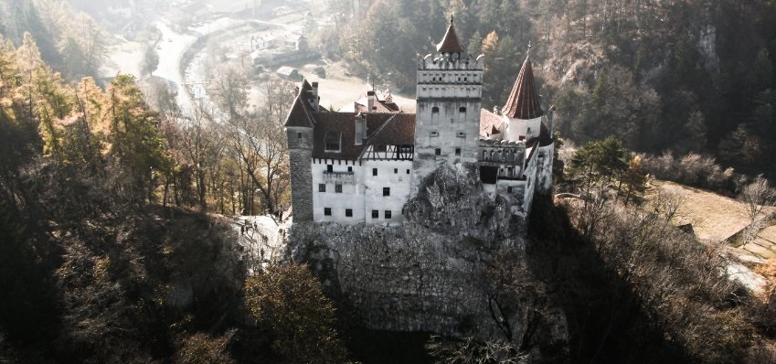 castle of Count Dracula