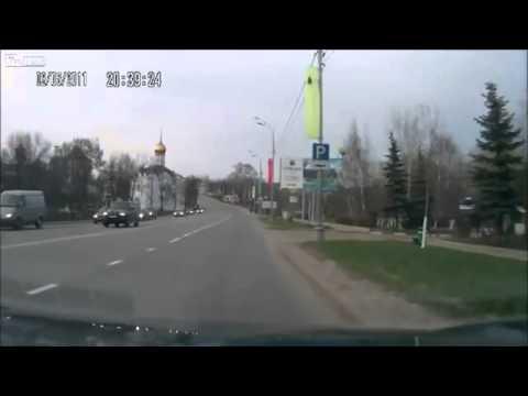 حادث بسبب عجوز