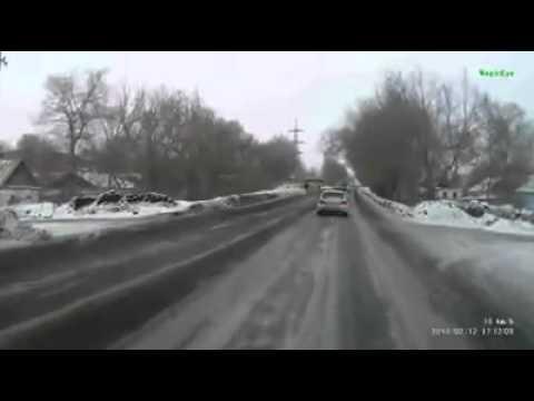 طريق في روسيا