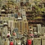largest cemetery Japan