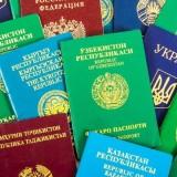 passports colors