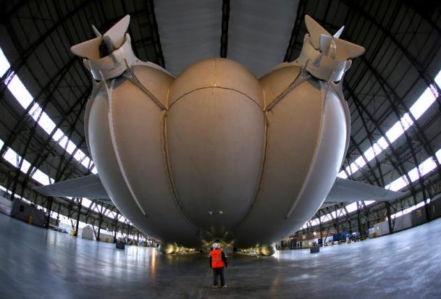 أطول طائرة