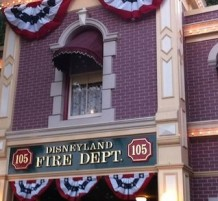 secret Disneyland apartment