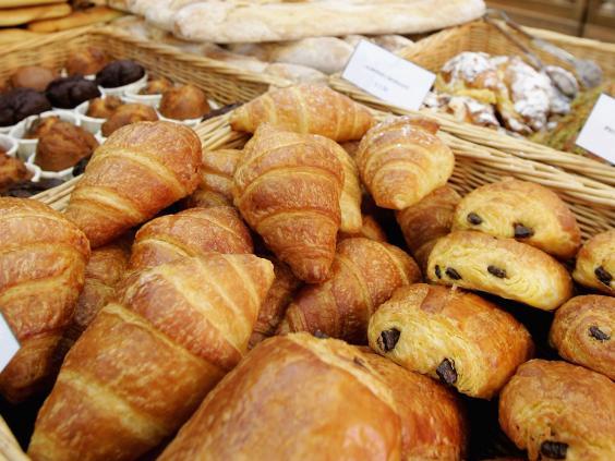 الطعام الفرنسي