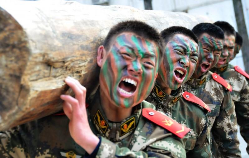 القوات شبه العسكرية الصينية، تعرفوا عليها وكيف تتدرب